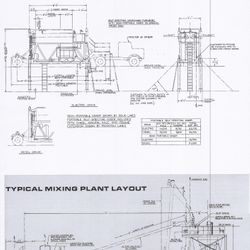 Specification Sheet for Pugmill Blending Machine