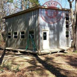 tiltroof custom cabin