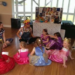 Pirate and Princess Party Essex - The only way is entertainment - London - Kent