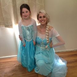 Frozen Elsa Anna Party Essex - The only way is entertainment - London - Kent