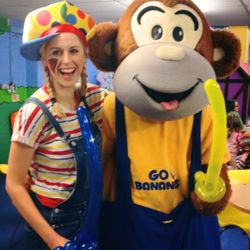 Silly Tilly - Go Bananas - Colchester - Essex
