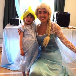 Frozen Elsa Party Essex - The only way is entertainment - London - Kent