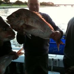 Now that's a catch on one of our Melbourne fishing charters