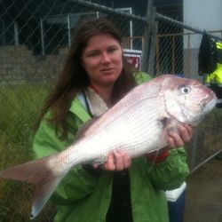 That's an awesome Snapper fishing charter
