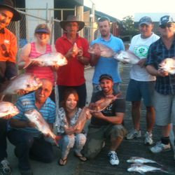 Another Successful fishing service in Melbourne