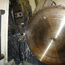 CNC Blade Sharpening