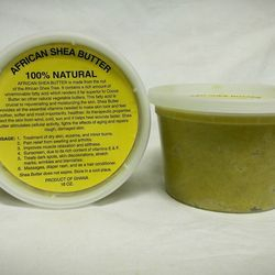 Shea Butter with turmeric