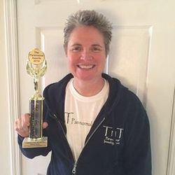 Founder and lead investigator, Melissa Tanner, was awarded the 2014 Investigator of the Year.