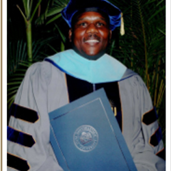 Dr. Cummings, Nova Southeastern University 2005.