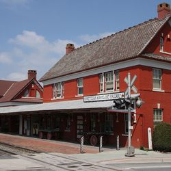 Western MD Railroad Museum