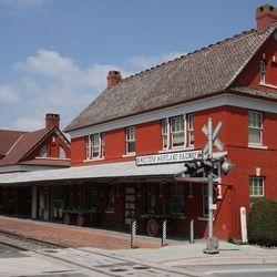 Western MD Railroad Museum