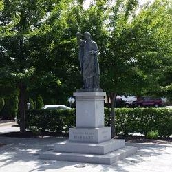 Replica Statue by William Rinehart