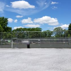 Tennis Courts at Community Park