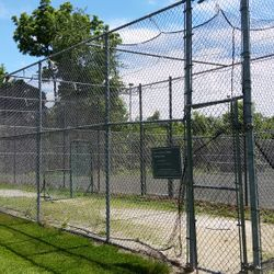 Batting Cage at Community Park