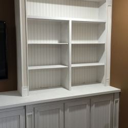 Base & shelving unit