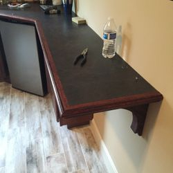 Right side counter top