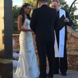Kevin & Tiffany Gutierrez with Rev. Bryan