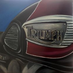 ''Triumph Tank'' - SOLD