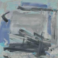 robbie kemper original abstract painting