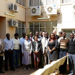2011: Dr P Mwaba and his ADAT Study team