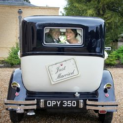 Just Married Moggerhanger