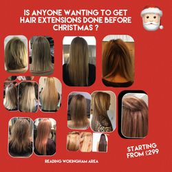 Hair Extensions specialist