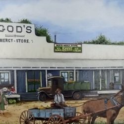 God's Mercy Store by Joe Musil 2015