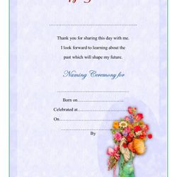 Certificate for the Grandmother