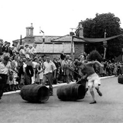 Barrel Fair 1952