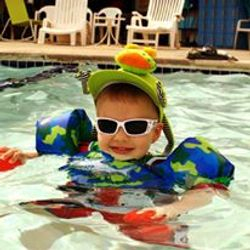 Just chillin at the pool!!