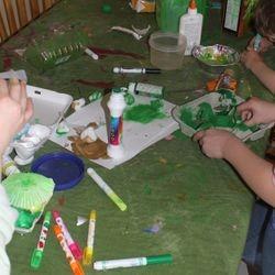 Building leprechaun traps