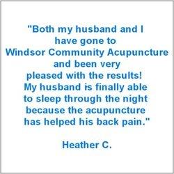 acupuncture Santa Rosa CA