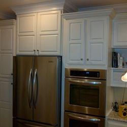 Enclosed Refrigerator Option