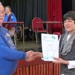 Daniel Walker NODA 3 Year service Award