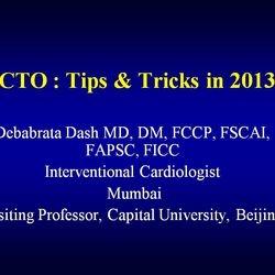 """Presentation on """"CTO : Tips & Tricks in 2013"""" in Kolkatta, 2013."""
