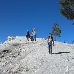 Crystal Peak Hike - 2012