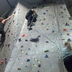 Rock Climbing - 2012