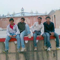 Friends at Bithoor, Kanpur