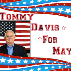 Created By Stephanie - For Mayoral Election in Minden LA- For Mr. Tommy Davis.
