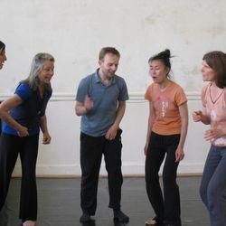 VMI Somatic Practice Patricia Bardi