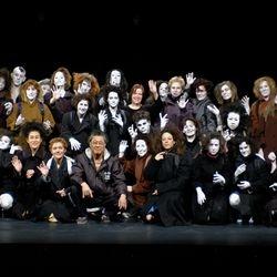 KIMERA Tadashi Endo & Mamu Dance Theatre