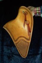 Leather Tapadero Patterns 80