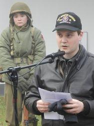 Speech by Carl Wouters