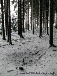 Schnee Eifel, Germany