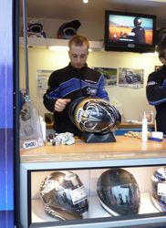 Stand SHOEI Point info