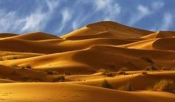 Zuberry Desert