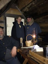 Col. Rick Dennis, Heidi & Kyle