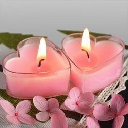 LOVE SPELL TEA LIGHT MASSAGE CANDLES