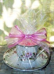MINI TEA CUP SET MASSAGE CANDLES
