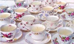 ENGAGEMENT PARTY TEA CUP MASSAGE CANDLES